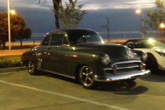 50 Chevy Business Coupe